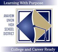 Anaheim Union High School District Logo