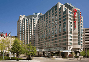 Toronto Marriott Downtown Eaton Centre